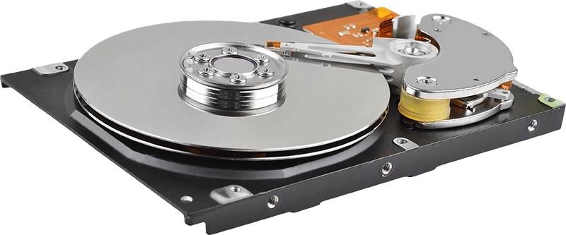 recupero hard disk danneggiato o bruciato